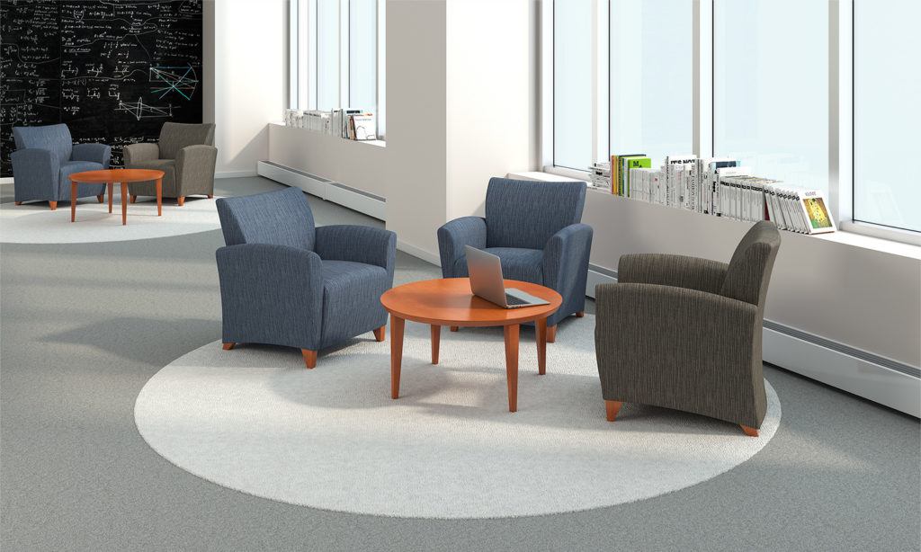 Arioso Seats And Stations Commercial Office Furniture